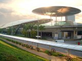 "Сингапур. ""Expo MRT"" бекеті"