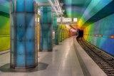 Германия, Мюнхен. «Кандидплатц»  бекеті